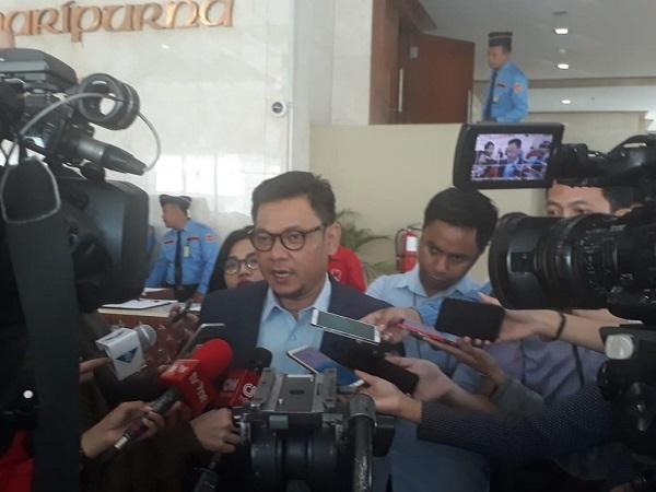Ace Hasan Yakin Diplomasi Nasi Goreng Prabowo-Mega Redakan Ketegangan Politik