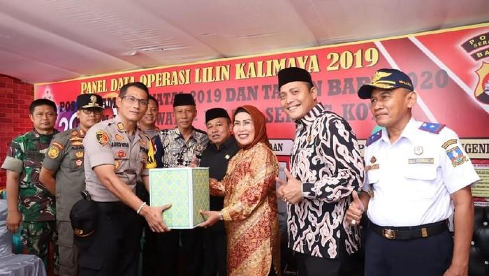 Ratu Tatu Chasanah Minta Warga Serang Tak Rayakan Tahun Baru 2020 Dengan Hal Negatif
