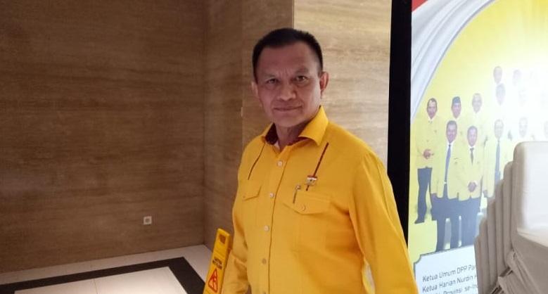 Lodewijk Paulus: Pertemuan Pimpinan Parpol Dengan Presiden Jokowi Tak Bahas Reshuffle Kabinet