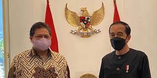 Golkar 1.000 Persen Loyal Dukung Pemerintah, Jokowi Makin Nyaman Dengan Airlangga