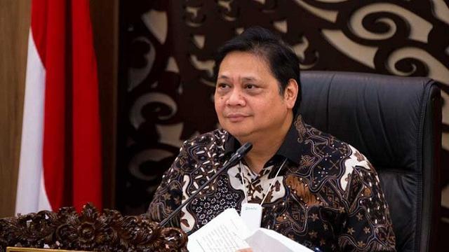 Optimis Indonesia Jadi Negara Maju, Airlangga: Golkar Telah Memiliki Visi Negara Kesejahteraan 2045