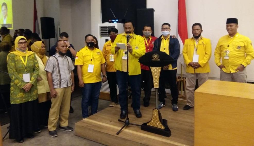 Inez Yuanna Terpilih Aklamasi Pimpin Golkar Jakarta Selatan