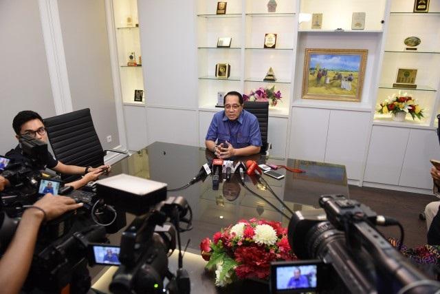 Firman Soebagyo Ungkap Beda Pandangan Baleg dan Komisi I Terkait RUU Penyiaran