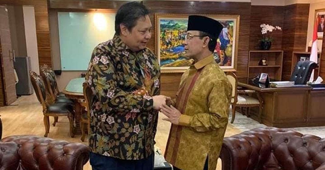 Komitmen Ahyar Abduh Majukan Golkar NTB dan Perkuat Soliditas Kader