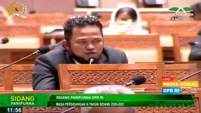 Interupsi Paripurna, Rudy Mas'ud Ingatkan Penemuan Seaglider Ancaman Serius Bagi Indonesia