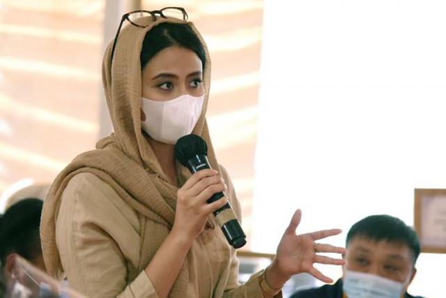 Dyah Roro Esti Dorong Aksi Iklim Secara Global Menuju Target Nol Emisi Karbon