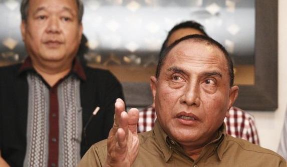 Bambang Soesatyo Puji Sikap Ksatria Edy Rahmayadi Mundur Dari Ketua Umum PSSI
