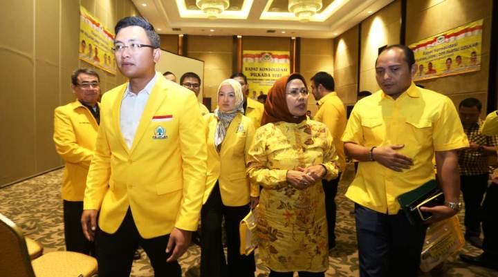 Lumbung Suara Partai, Golkar Targetkan Menang 100 Persen Pilkada Serentak se-Banten