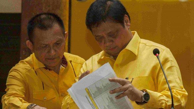 Terungkap! Ini 2 Alasan Airlangga Pilih Lodewijk Paulus Gantikan Azis Jadi Wakil Ketua DPR RI