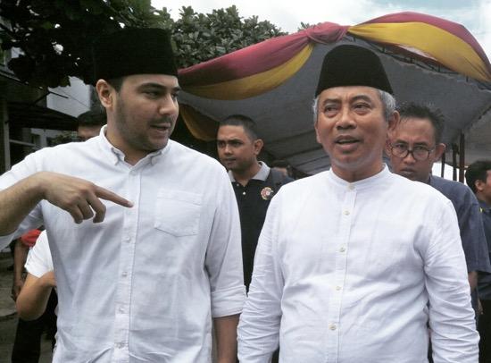Nofel Saleh Hilabi Siap Bertarung di Musda Golkar Kota Bekasi