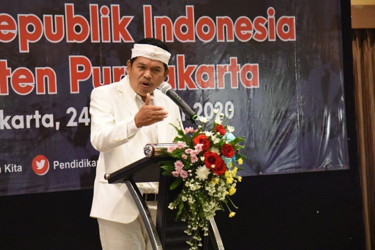 Dedi Mulyadi Sumbangkan 2 Bulan Gaji dan Tunjangan Untuk Korban Bencana Seluruh Indonesia