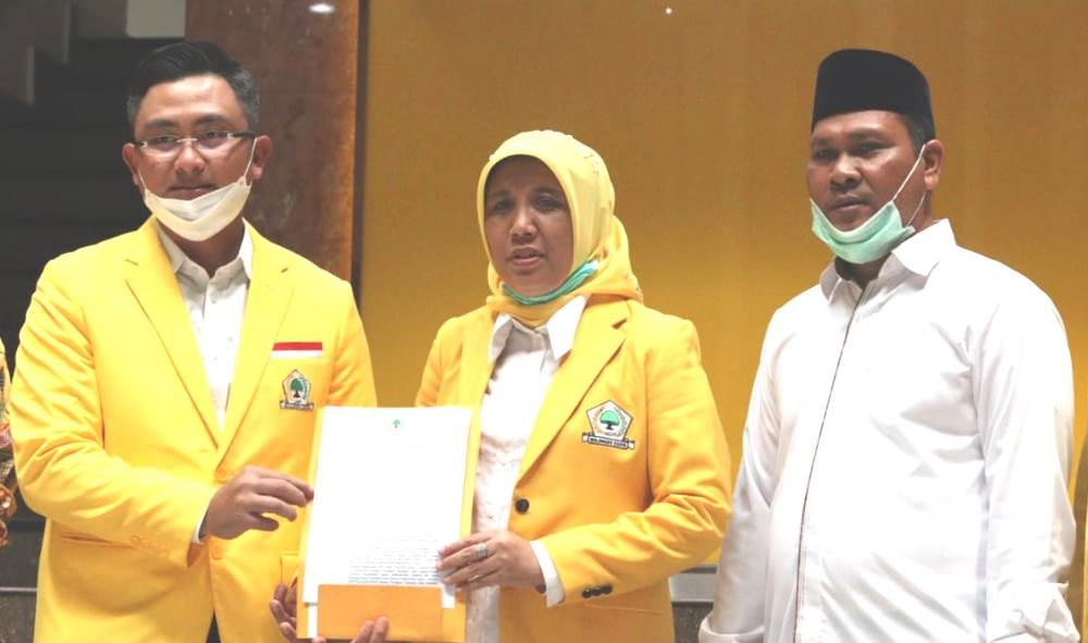 Golkar Banten Siap Beri Sanksi Tegas Kader Pembelot di Pilwali Cilegon 2020