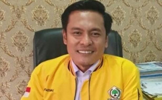 Arif Fathoni Tegaskan Golkar Hanya Usulkan Gus Hans Dampingi Machfud Arifin di Pilkada Kota Surabaya