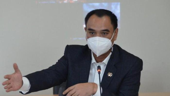 RS Hampir Penuh, Judistira Hermawan: Warga DKI Jangan Keluar Rumah Kalau Tidak Mendesak