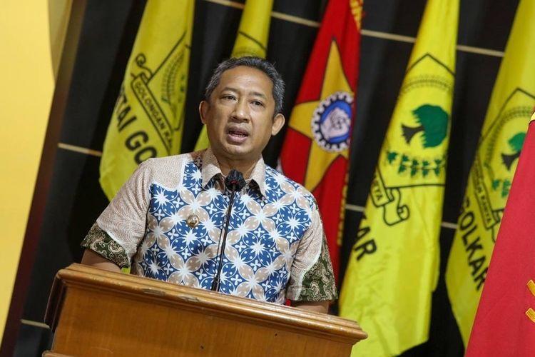 Wakil Walikota Yana Mulyana Gandeng SOKSI Kota Bandung Sosialisasikan Vaksinasi COVID-19