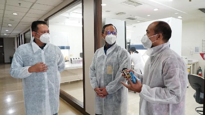 Bamsoet Minta Pemerintah Tetapkan Standar Harga Tes PCR dan Regulasi Vaksin Mandiri