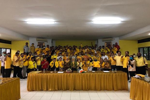 Wawan Haikal dan Nur Amin Bersaing Ketat di Musda Golkar Kabupaten Bogor