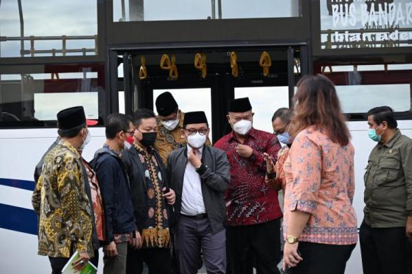 Ace Hasan Dorong Asrama Haji Batam Jadi Lokasi Isolasi Mandiri Pasien COVID-19