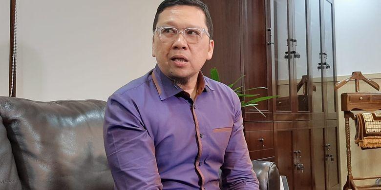 KPK OTT Komisioner KPU, Ahmad Doli Kurnia Sebut Ini Warning Untuk Semua