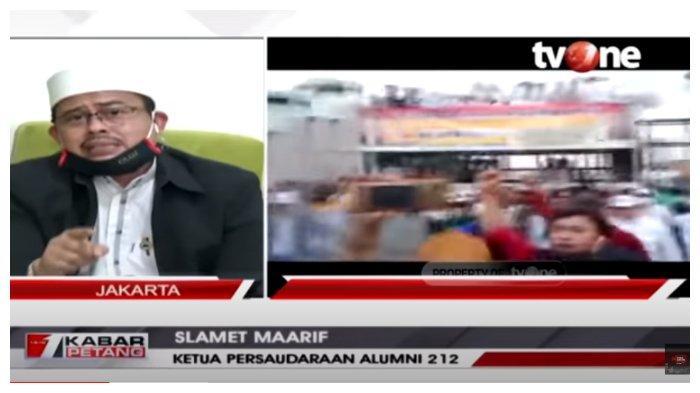 Minta Golkar Tak Berkhianat Soal RUU HIP, Alumni 212 Tagih Komitmen Azis Syamsuddin
