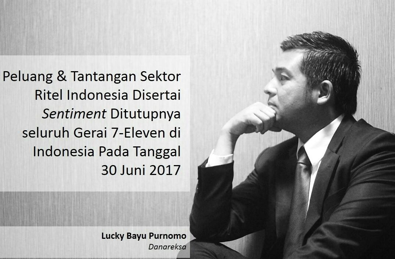 Sentimen Ditutupnya seluruh Gerai 7-Eleven di Indonesia
