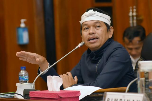 Dedi Mulyadi Ingatkan Kementan Realokasi Anggaran 2021 Harus Berorientasi Pemulihan Ekonomi