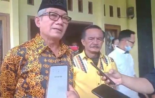 Agun Gunandjar Ajak Kader Golkar Pangandaran Perkuat Soliditas Menangkan Adang Hadari-Supratman