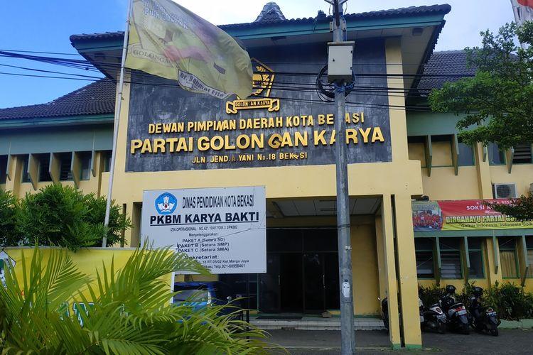 Intrik Politik Golkar Kota Bekasi; Politik Dinasti, Penjualan Gedung Hingga Penundaan Musda