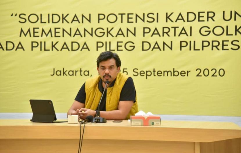 Maman Abdurrahman Klaim 6 Kader Golkar Menangkan Pilgub 2020, Ini Daftarnya
