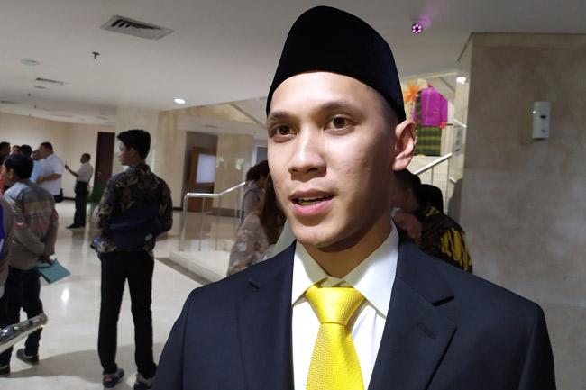 Dimaz Soesatyo Siap Perjuangkan Aspirasi Warga Marunda, Dari Got, Halte Sampai Lampu Jalan