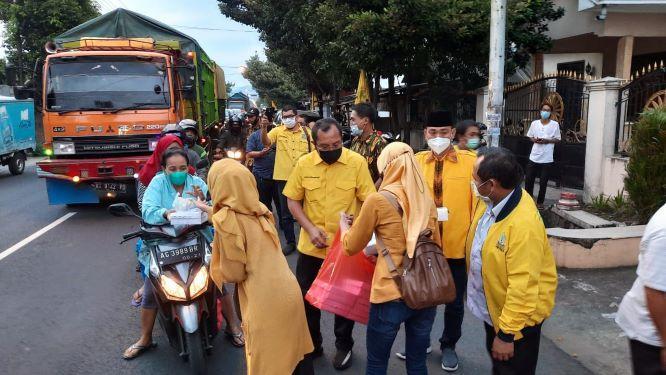 Sudjono Teguh Wijaya Terpilih Aklamasi Pimpin Golkar Kota Kediri
