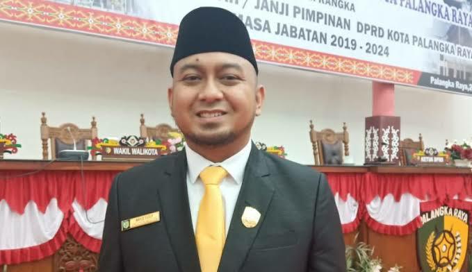 Wahid Yusuf Imbau Masjid di Kota Palangkaraya Utamakan Prokes Bila Diizinkan Gelar Tarawih Bulan Ramadhan