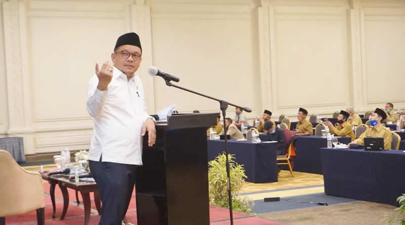 Ace Hasan Bantah Ada Uang Jamaah Haji Digunakan Untuk Bangun Infrastruktur Jalan