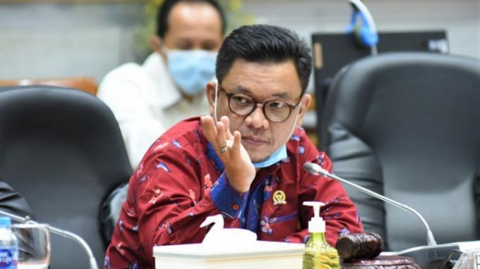 Ace Hasan Pastikan RUU Cipta Kerja Jadi Angin Segar Terwujudnya Industri Halal Indonesia