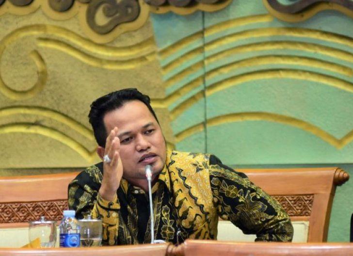 Berduka Lapas Tangerang Kebakaran, Rudy Mas'ud Desak Usut Tuntas Untuk Ungkap Fakta Sebenarnya
