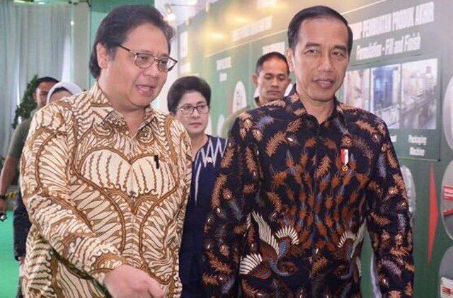 Akbar Tandjung Yakin Pujian Jokowi Perkuat Posisi Airlangga Hartarto di Munas Golkar