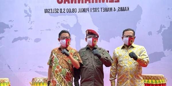 Bamsoet Harap Target Indonesia Bebas COVID-19 Agustus 2021 Benar-Benar Terwujud