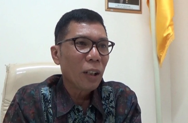Golkar se-Lampung Ingin Menang di 2024, Ismet Roni: Tiada Hari Tanpa Penggalangan