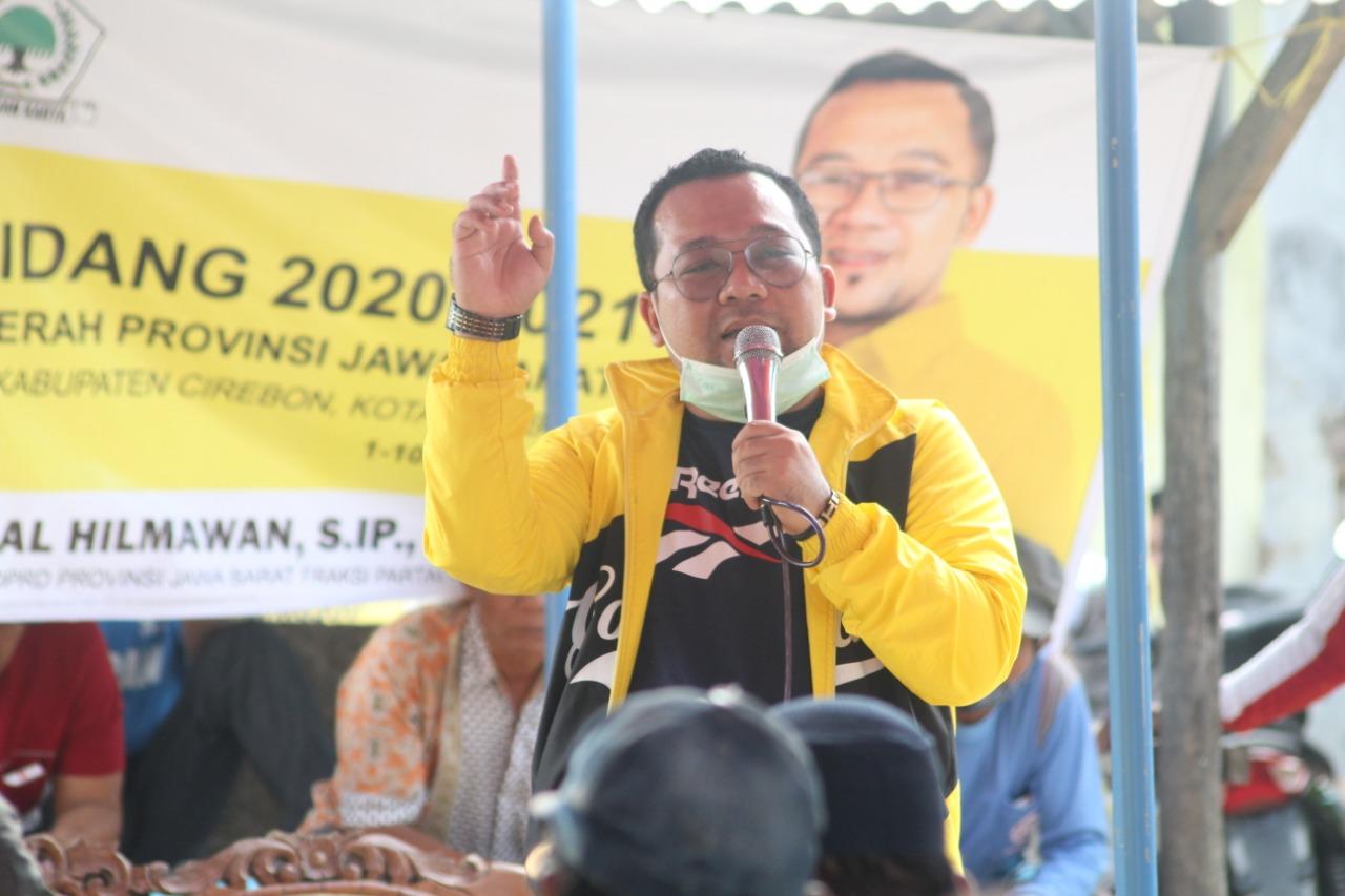 Serap Aspirasi Masyarakat di Bumi Wiralodra, Hilal Hilmawan Blusukan ke 8 Desa di 7 Kecamatan