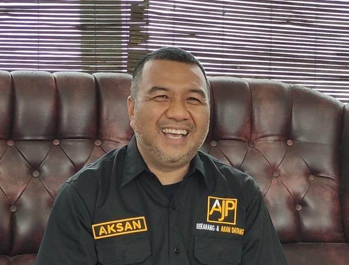 Aksan Jaya Putra Dukung Munas KADIN Indonesia Dihelat di Kota Kendari