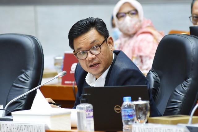 Ace Hasan Desak Menteri PPPA Gusti Ayu Bintang Turunkan Angka Stunting Pada Anak Indonesia