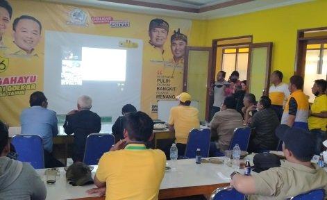 Gugatan Kurnia Agustina Ditolak MK, Golkar Kabupaten Bandung Lunglai