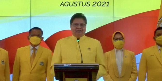 Airlangga Tegakan Komitmen Golkar Pertahankan Demokrasi di Indonesia