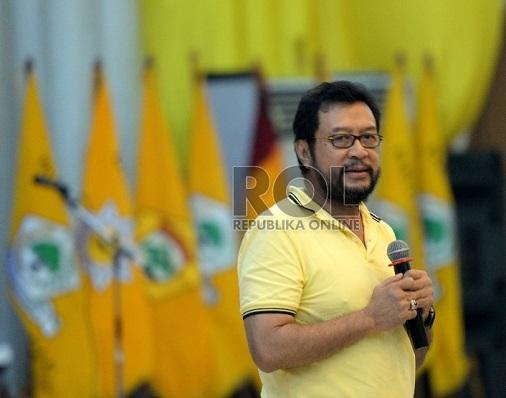 Banyak Kader Terjerat Korupsi, Yorrys Raweyai Pastikan Golkar Konsolidasi Internal