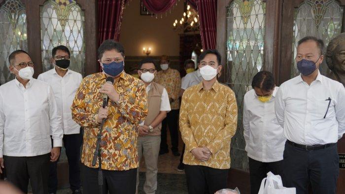 Soal Pertemuan Airlangga-Gibran di Loji Gandrung, Ketua Golkar Cianjur: Terjalin Chemistry Baik