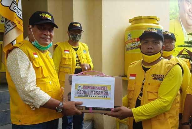 AMPI Sulsel Gerak Cepat Berikan Bantuan Bagi Korban Banjir Bandang di Masamba