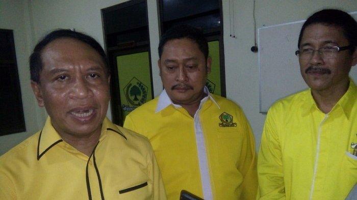 Bidik 20 Persen Kursi DPRD Lamongan, Zainudin Amali Panaskan Mesin Golkar Jatim